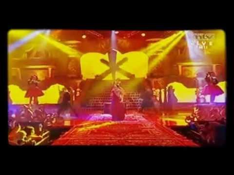 Ikke Nurjanah - Boneka India / Mahabharata Show ANTV / 3 Oktober 2014