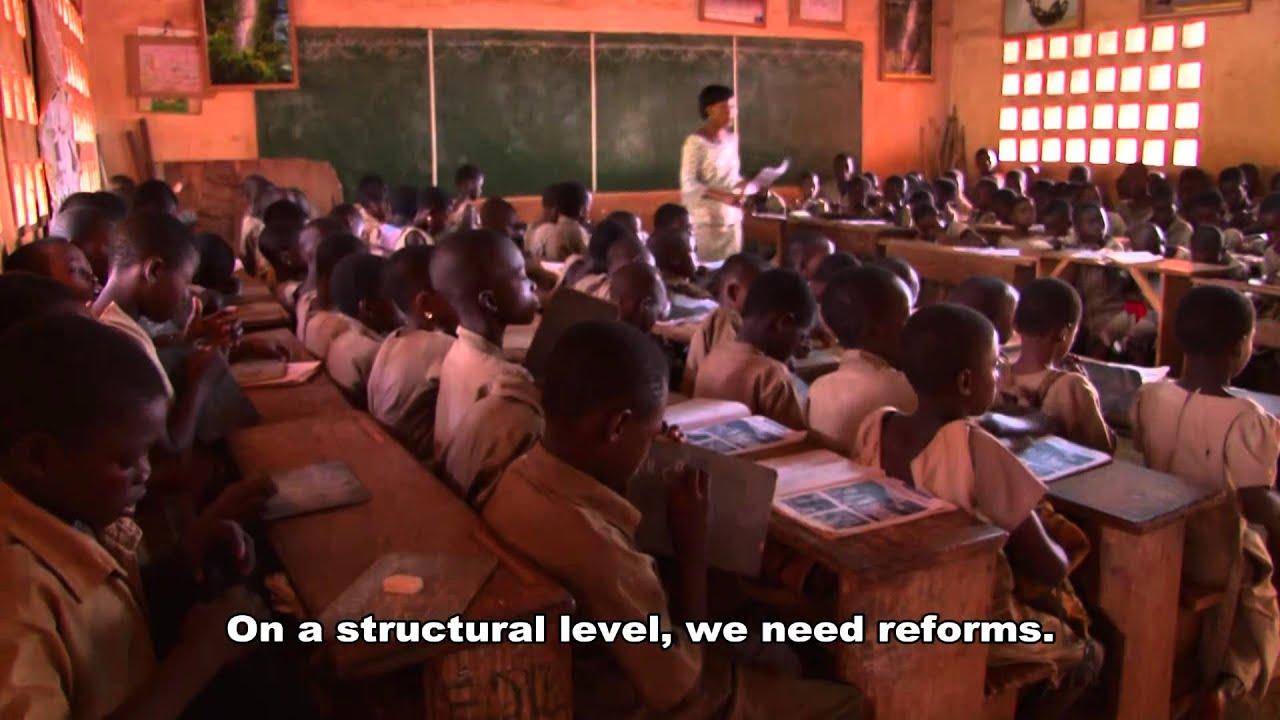 Day in the life: Togolese teacher Tossima Koumrouma Kpassagou on quality education