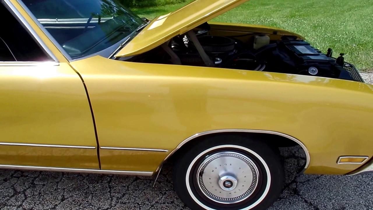 1971 buick skylark - for sale - youtube