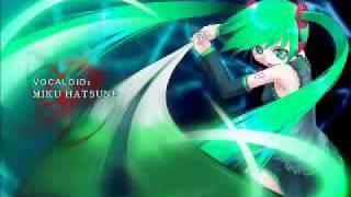 [Hatsune Miku]Kamen Rider Blade  Round Zero Blade Brave