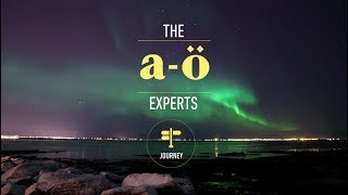 The Night Sky   The A-Ö of Iceland   JOURNEY thumbnail