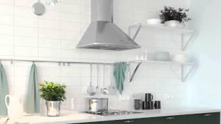 Кухонная вытяжка ELEYUS BORA - відео огляд купольної витяжки