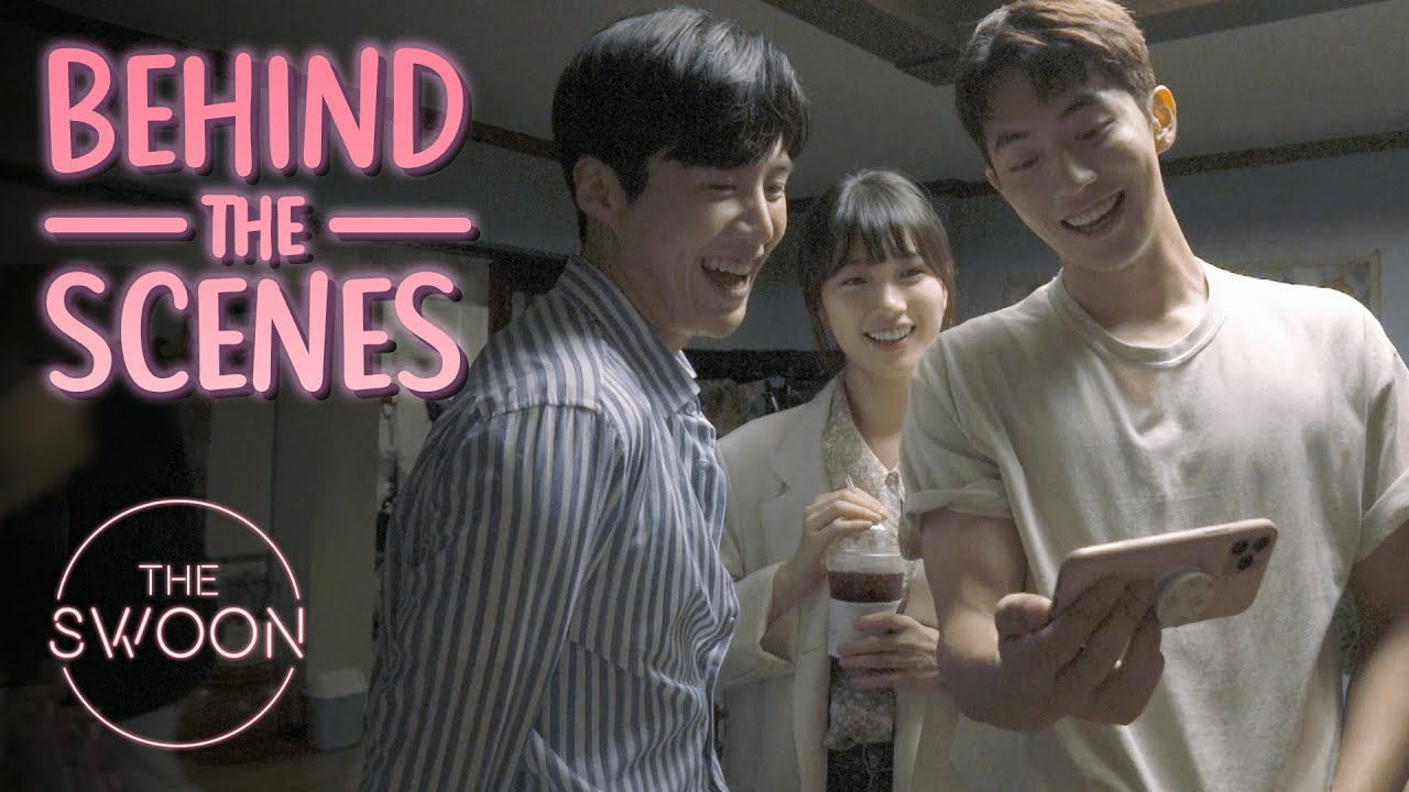 Download [Behind the Scenes] Suzy and Nam Joo-hyuk's rooftop kiss | Start-Up [ENG SUB]