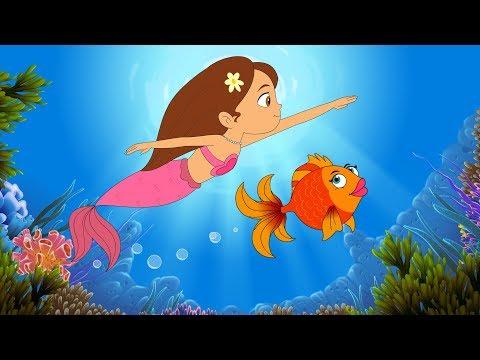 Machli Jal Ki Rani Hai (मछली जल की रानी है)   Fun For Kids TV - Hindi Rhymes