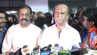 "Rajinikanth - ""Balachander sir was my God in human form"" - KB"