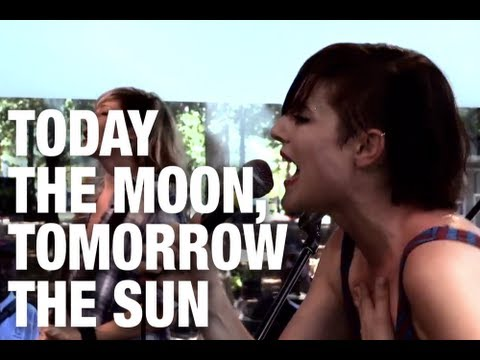 """Today the Moon, Tomorrow the Sun """"Old Monster"""" 