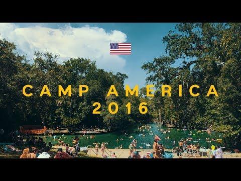 Camp America 2016 - The Aftermovie