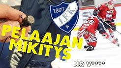 HIFK WIRED! MICKE ÅSTEN MIKITETTYNÄ IFK-ÄSSÄT-MATSISSA