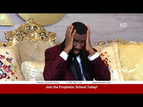How To Speak In Tongues Of ANGELS & How To Interpret Tongues Part 2 || Prophet Passion Java