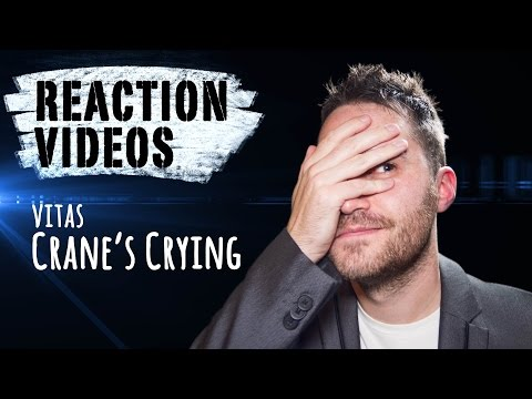 Vitas - Crane's Crying | REACTION