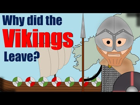 Why Did The Vikings Leave Scandinavia?