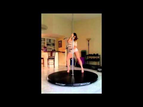 Sexy Flow Routine for Nov. 2011 - Rhiannan Nichole's Premier Pole Online!