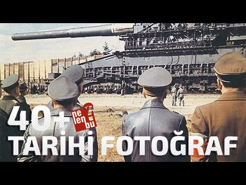 THAT YOU SHOULD NOT MISS THE HISTORIC PHOTO 40