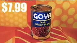 Goya Dark Kidney Beans