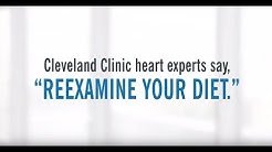 Diet Tips from Cleveland Clinic Heart Experts | #LoveYourHeart