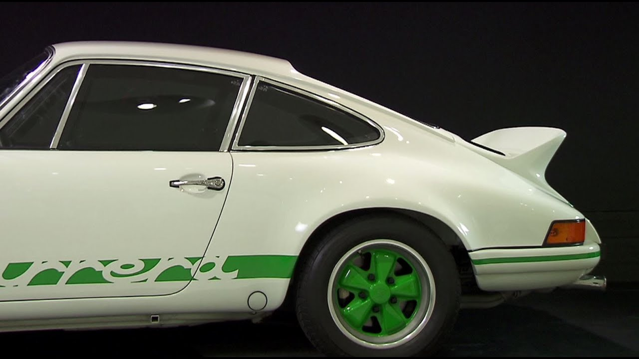 Porsche Classic 911 Body And Lightweight Parts Youtube