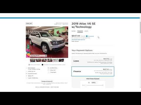 Create YOUR Deal Today at Langan Volkswagen