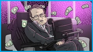 STEPHEN HAWKING WORKING THE POLE! - Cards Against Humanity Funny Moments w/ Friends!