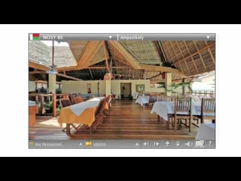 Hôtel Ampasikely à Nosy Be à Madagascar par Easyvoyage