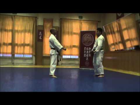 Examen de 1er Dan de Karate RFEK de Roque Vargas Justiniano