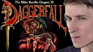 Первый запуск - The Elder Scrolls II: Daggerfall