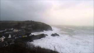 cadgwith storm 2014