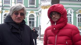 видео Джузеппе Пеноне «Идеи из камня – 1372 кг света»