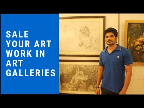 How To Book Art Gallery For Art Exhibition