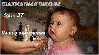 Урок 37. План в шахматах