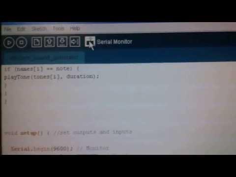 Arduino Project - Random sound generator