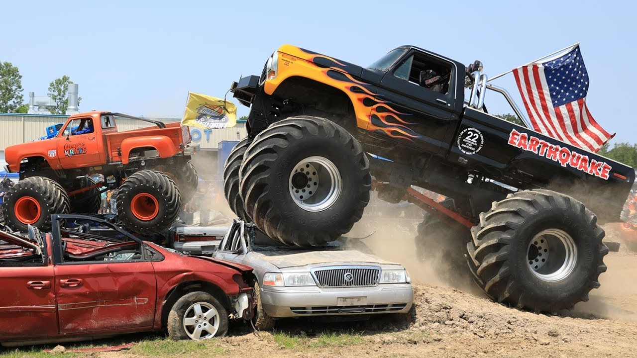 Monster Trucks 2019