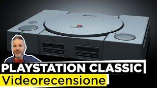 La recensione di PlayStation Classic: 99€ non sono giustificati!