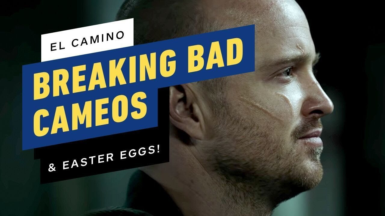 El Camino Easter Eggs: Breaking Bad Cameos Revealed + vídeo