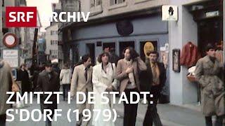 Das Zürcher Niederdorf (1979) | Retro Doku | SRF Archiv