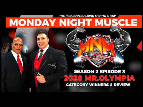 MNM Episode EP3 | 2020 Olympia Category Winners Review