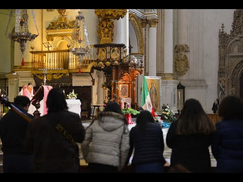 Celebración En Granada De La Virgen De Guadalupe, Emperatriz De Las Américas 2019
