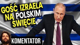 Izrael Zaprosił Putina na 75 Rocznicę Wyzwolenia Auschwitz TVP Info i TVN Milczą Analiza Komentator