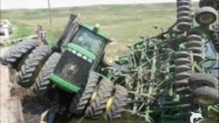 heavy equipment accidents caught on tape compilation - PART 2
