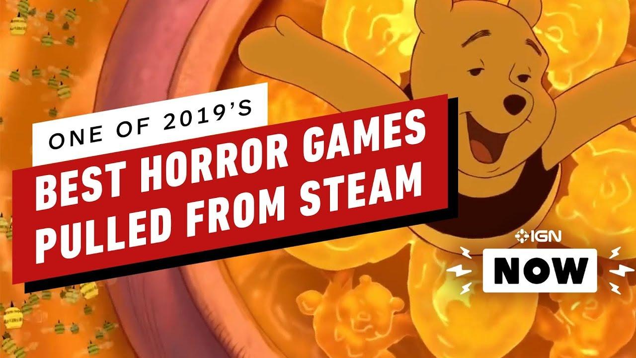 Warum dieses 9,8-fache Horror-Spiel von Steam genommen wurde - IGN Now + video