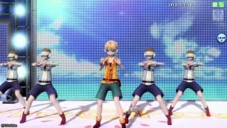 Kagamine Len - Fire◎Flower (Legendado)