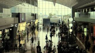 trip to bigbird : Haneda Airport (Tokyo International Airport)
