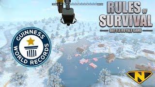 Ball Turret Gunner! (Rules of Survival: Battle Royale)