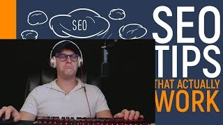 Today I Learn 13 SEO Tips For 2019 From ahrefs.