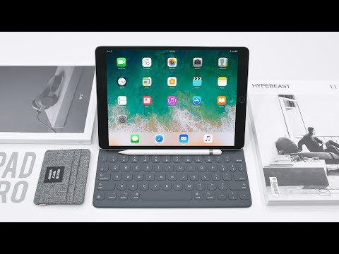 "Apple iPad Pro 10.5"" - My Experience!"