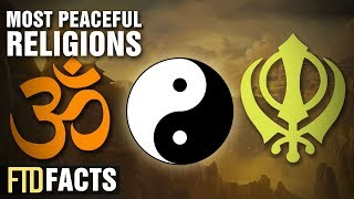 5 Most Peaceful Religions In The World