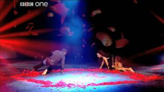 Week 5: Bethany and Israel - Lyrical Hip Hop - So You Think You Can Dance 2011 - BBC One