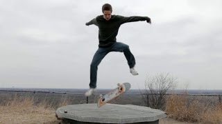 Repeat youtube video Bucket List #86 | Learn how to Kickflip a skateboard | ProjectOneLife