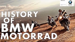BMW Motorcycles - History | Full Documentary