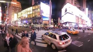 Walking Times Square, New York (A 360 Video)
