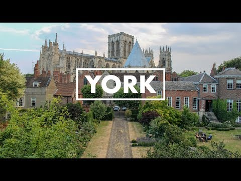 CINEMATIC YORK EDIT and MY FIRST LEGAL BEER!